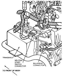 1aq9l Put Trans 1994 Mecury Sable 3 0 Engine
