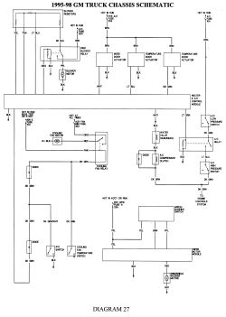 can you give me a wiring diagram from the ac relay through the firewall to the accumulator and. Black Bedroom Furniture Sets. Home Design Ideas