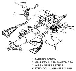 Chevrolet Tahoeblazer Electrical Wiring as well Chevrolet Truck Parts Front Axle Schematics further Discussion C3906 ds683739 moreover T4397610 Remove ignition lock cylinder 98 gmc furthermore Chevrolet Truck 1991 Chevy Truck Blower Motor Resistor. on 1995 chevy k1500 wiring diagram