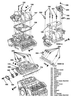 4 3l vortec engine diagram smart wiring diagrams \u2022  compatible engine 4 3 vortec w 1997 trustmymechanic chevy 4 3 vortec engine diagram chevy 4 3l vortec engine oiling system diagram